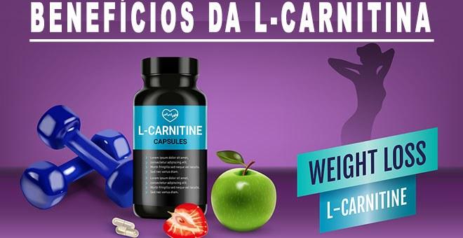 L Carnitine benefícios funciona