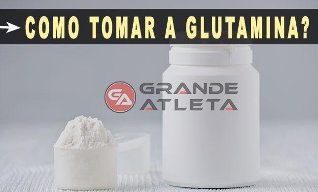 L-glutamina em pó