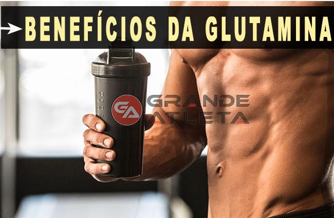 glutamina engorda efeitos colaterais