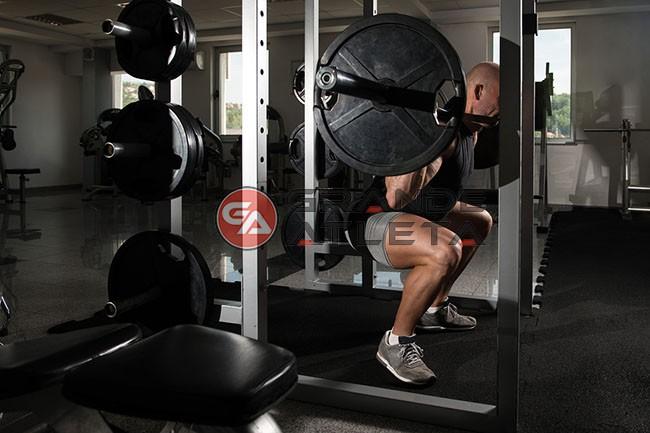 treino abc iniciantes pernas