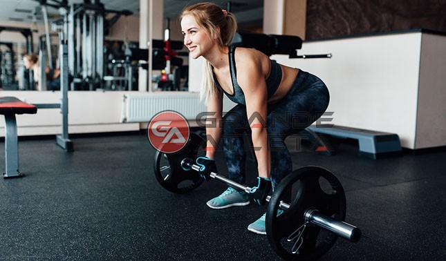 treino feminino ABCD