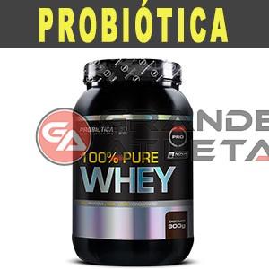 100% Pure Whey - Probiótica