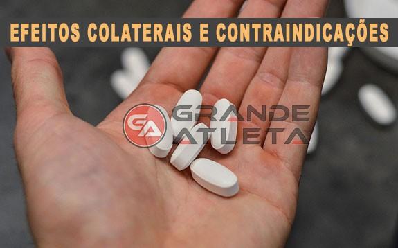 como tomar e efeitos colaterais contraindicações