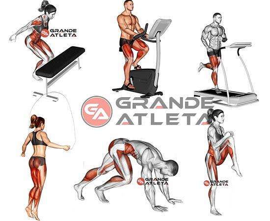 HIIT treino exercício como fazer