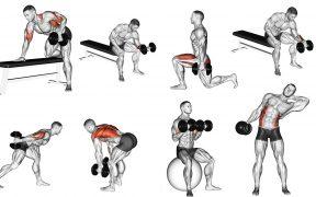 exercicios em casa - treino completo-