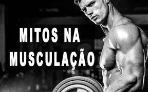 mitos musculação