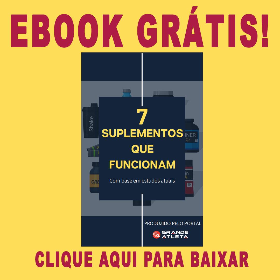 eBook Grátis 7 Suplementos que Funcionam