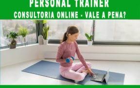 personal trainer online consultoria