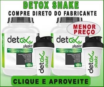 detox shake posologia