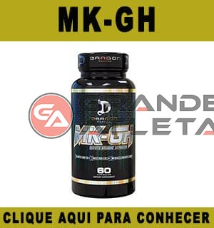 MK-GH (MK 677) - Dragon Pharma