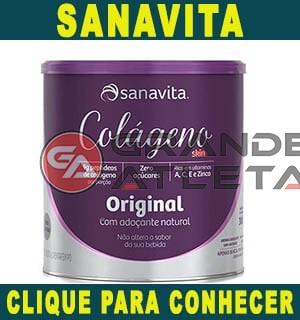 Colágeno Skin Sanavita