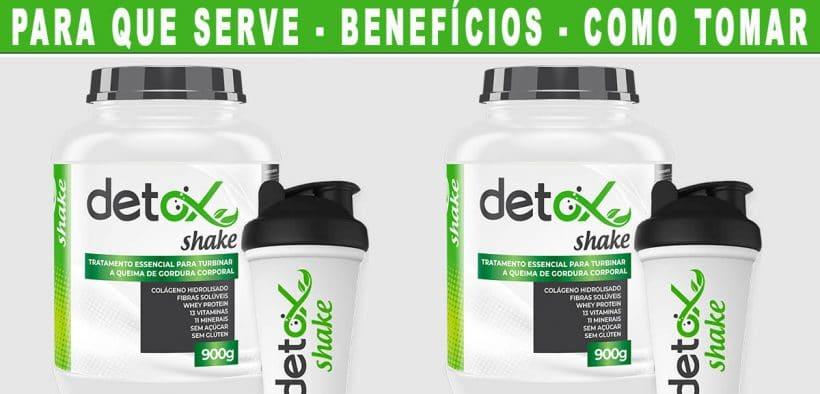detox shake formula