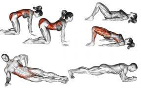 melhores exercícios pilates em casa