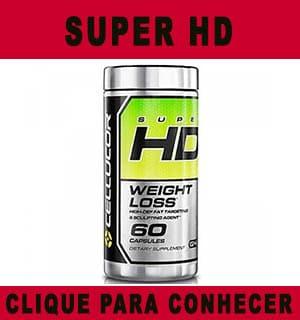 super HD cellucor queima gordura