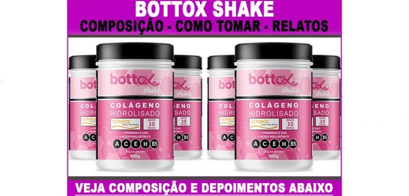 botox shake reclame aqui