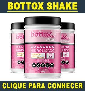 botox shake resenha
