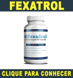 Comprar Fexadrol