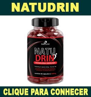Natudrin Caps Preço