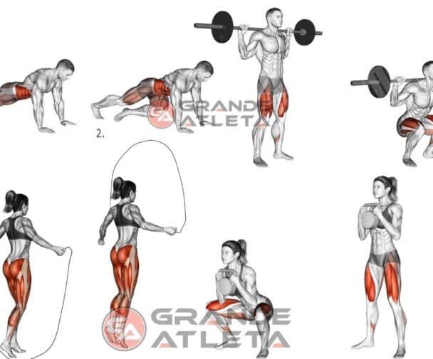Melhores exercícios para perder barriga mais rápido